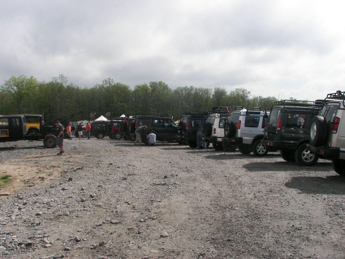 Rovers on the Rocks 2011